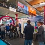 Interalpin 2019 - Alturos Destinations am ersten Tag.