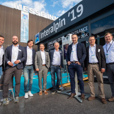 Alturos Destinations Team auf der Interalpin 2019