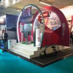 Alturos Destinations Stand auf der Interalpin 2019