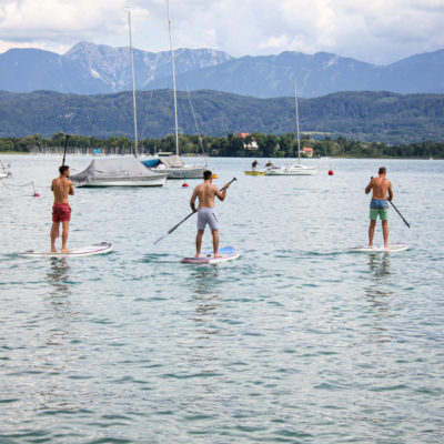 summerparty2019-Stand-up paddling